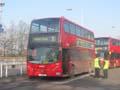 Abellio London 9500 on Route 3