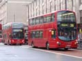 Arriva London North DW253 & T74 on Route 38