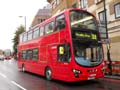 Arriva London North DW258 on Route 38