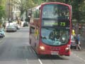 Arriva London DW428 on Route 73