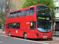 Arriva London DW527 on Route 106