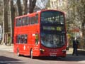 Arriva London DW528 on Route 106