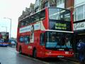 Arriva London DLP100 on route 125