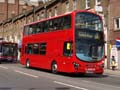 Arriva London DW201 on Route 141