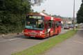 Arriva London South DWL1 on Route 166