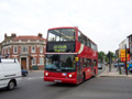 Arriva London South VLA34 on route 176