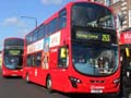 Arriva London North DW444 on Route 253