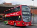 First Centrewest WNH39005 on Route 328