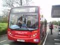 London United DE25 on Route 371