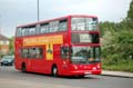 Selkent 17142 on Route 672
