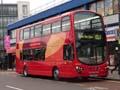 Go-Ahead London WVL343 on Route EL1