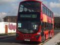 Go-Ahead London WVL346 on Route EL1