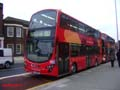 Go-Ahead London WVL347 on Route EL1